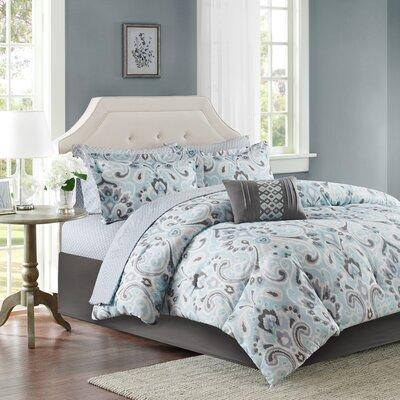 Jaclyn Comforter Set Size: King