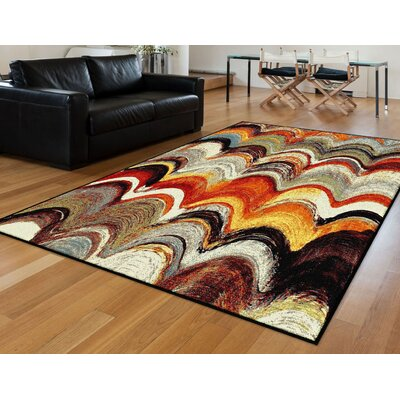 Jasper Multi Area Rug Rug Size: 710 x 103