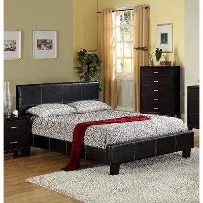 Earnestine Upholstered Platform Bed Size: King