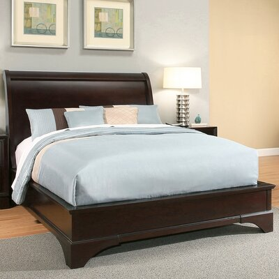 Juliana Sleigh Bed Size: California King