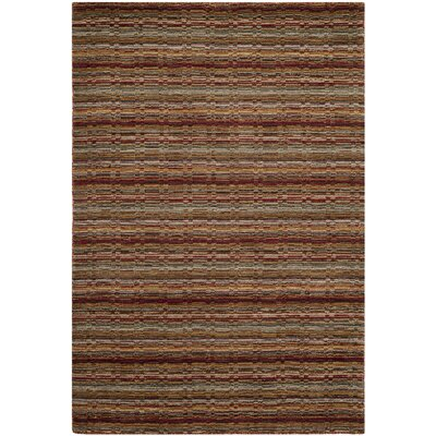 Keith Brown Area Rug Rug Size: 4 x 6