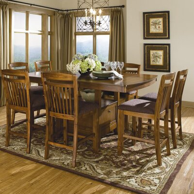 Lakisha 9 Piece counter height Dining Set