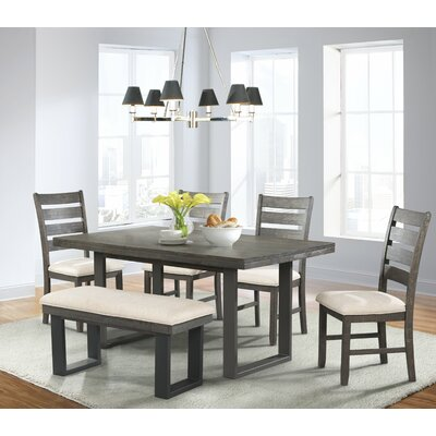 Donna 6 Piece Dining Set