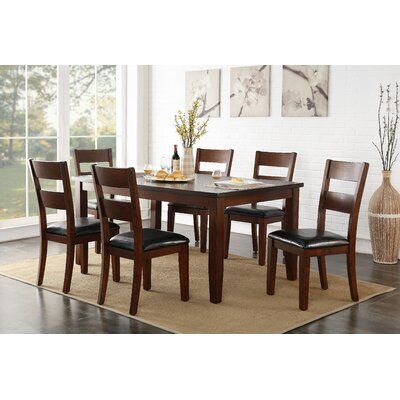 Constance 7 Piece Dining Set