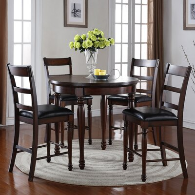 Jeremy 5 Piece Dining Set