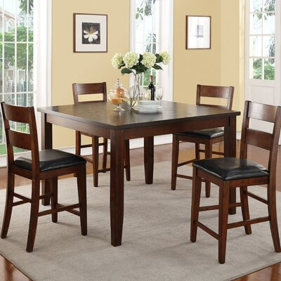 Constance 5 Piece Dining Set