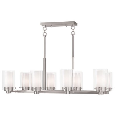 Levi 8-Light Kitchen Island Pendant