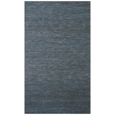 Nicolette Dark Blue Area Rug Rug Size: 5 x 8