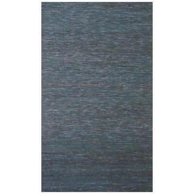 Nicolette Dark Blue Area Rug Rug Size: 8 x 10