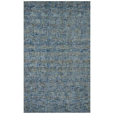 Wisby Blue Dream Area Rug Rug Size: 5 x 8