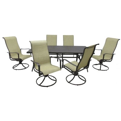 Marco 7 Piece Dining Set