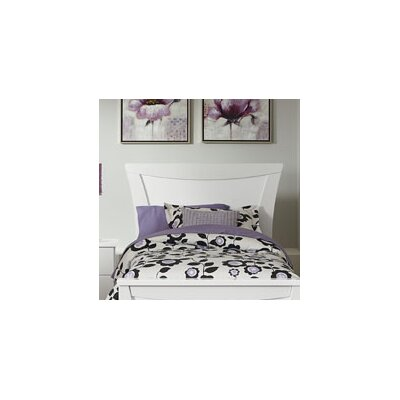 Adrianne Upholstered Panel Headboard Size: Twin