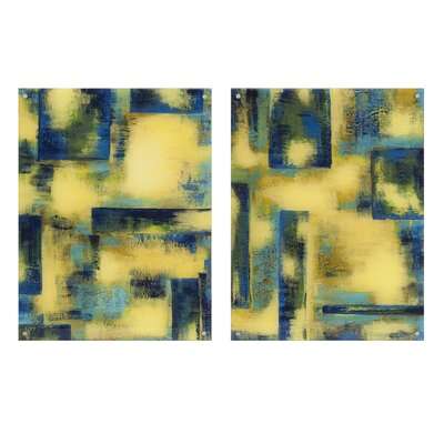 2-Piece Unconditional Painting Print Set
