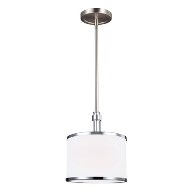 Gladys 1-Light Drum Pendant