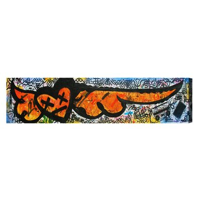 Asa Painting Print on Wrapped Canvas