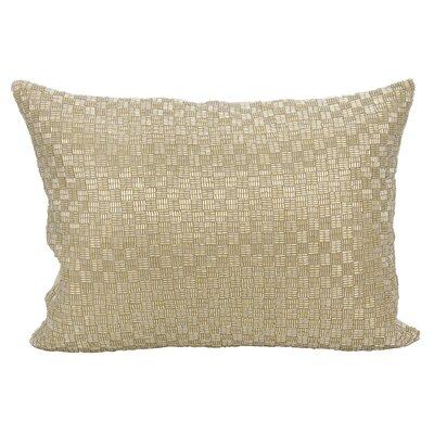 Caelum Woven Luster Lumbar Pillow