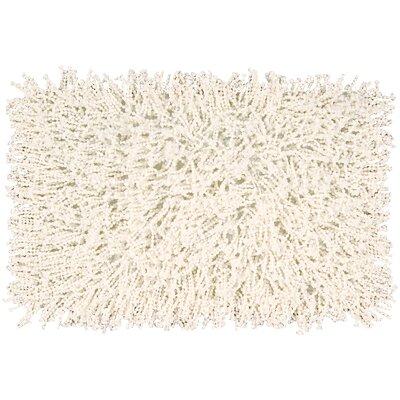 Cevenola White Area Rug