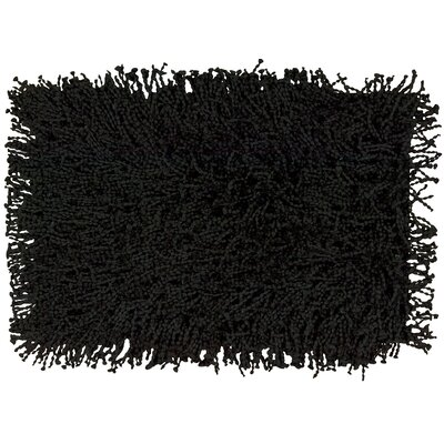 Cevenola Rug Color: Black