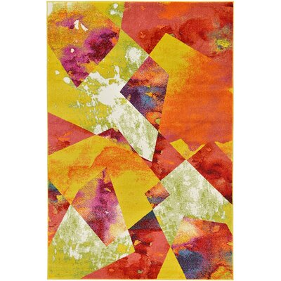 Phelps Area Rug Rug Size: Rectangle 6 x 9