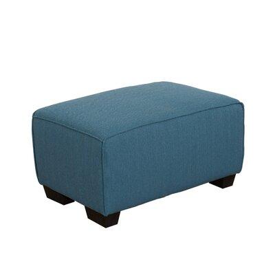 Randy Ottoman Upholstery: Blue