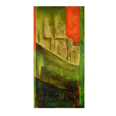 Ancient Painting Print on Canvas