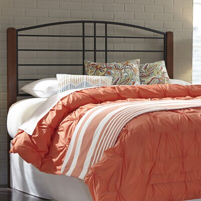 Hollie Open-Frame Headboard Size: King