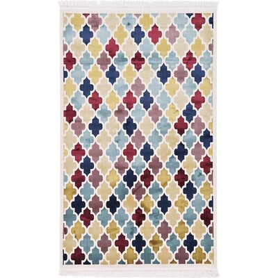 Moore Area Rug Rug Size: Rectangle 5 x 8