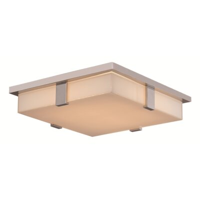 Vicky 1-Light Flush Mount