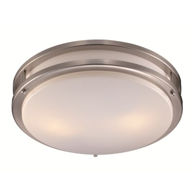 Wingil 3-Light Flush Mount