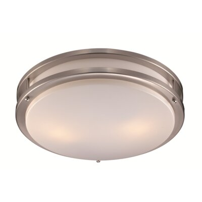 Wingil 2-Light Flush Mount