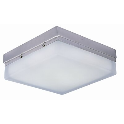 Woodford LED Flush Mount Size: 7
