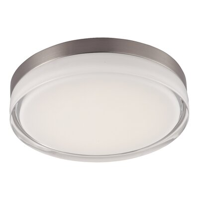 Woodford 1-Light Flush Mount