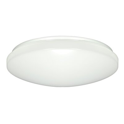 Francisca 1-Light Flush Mount