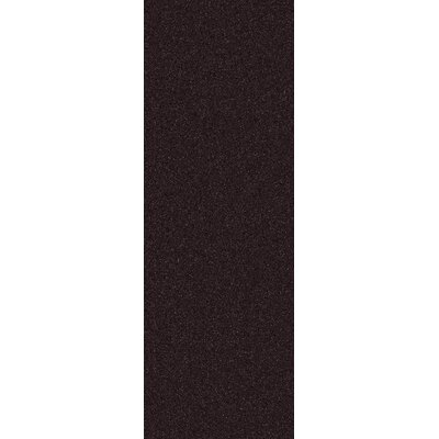 Janell Eggplant Area Rug Rug Size: Runner 26 x 8