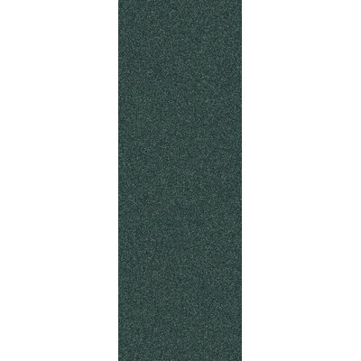 Janell Teal Area Rug Rug Size: Runner 26 x 8
