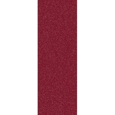 Janell Magenta Area Rug Rug Size: Runner 26 x 8