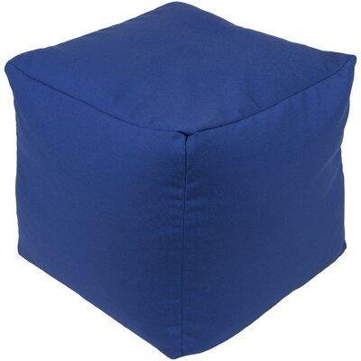 Elisa Pouf Upholstery: Cobalt