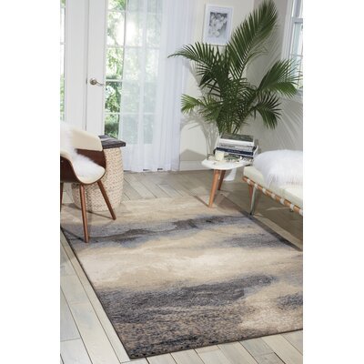 Mana Flint Area Rug Rug Size: Rectangle 93 x 129