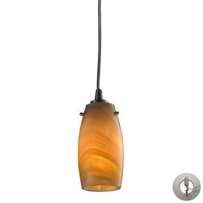 Wobner 1-Light Mini Pendant