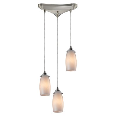 Wobner 3-Light Pendant
