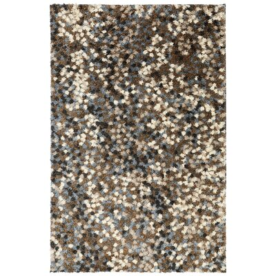 Withnell Brown Area Rug Rug Size: 5 x 8