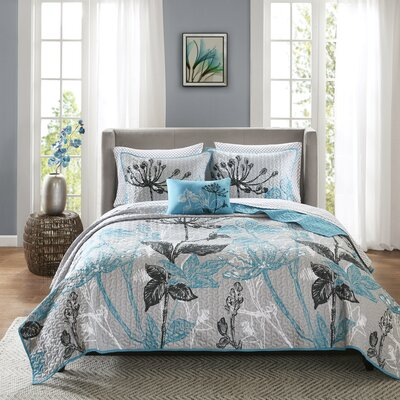 Ronald Coverlet Set Size: Twin
