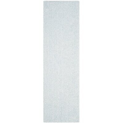 Winnett Hand-Tufted Ivory Area Rug Rug Size: 5 x 7