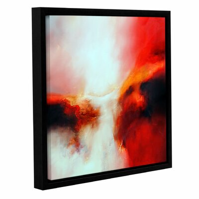 Portent Framed Painting Print Size: 10