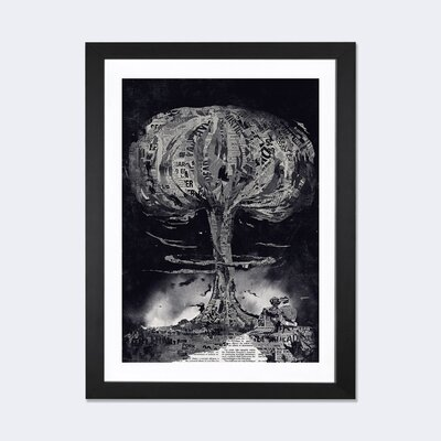 End by Mathiole Framed Graphic Art