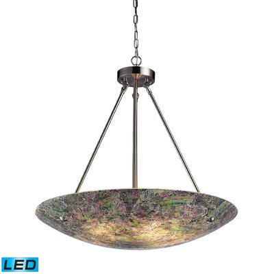 Bellevue 5-Light Bowl Pendant