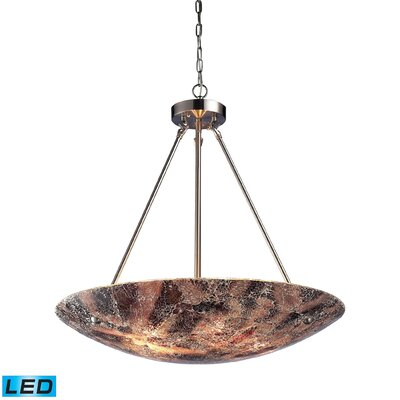 Wininger 5-Light Bowl Pendant