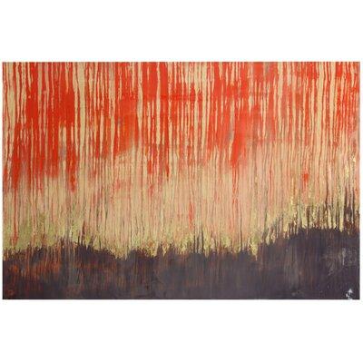 'Ragnarok' Painting Print on Canvas