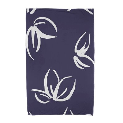 Beach Towel Color: Navy Blue