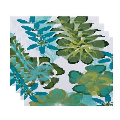 Allen Park Placemat Color: Aqua